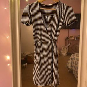 Topshop wrap dress